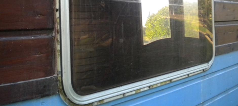 La Roulotte des Amis Fenêtre 2